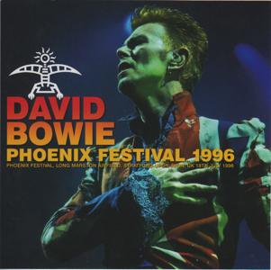 David Bowie 1996-07-18 Phoenix ,Stratford-On-Avon ,Long Marston Airfield (Phoenix Festival) - Phoenix Festival 1996 - SQ 9