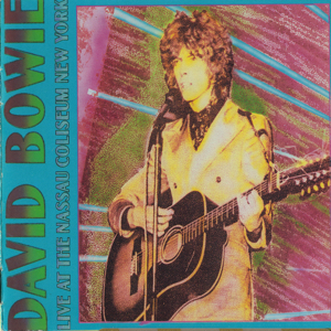 David Bowie 1976-03-23 New York ,Uniondale ,The Nassau Coliseum - Live At The The Nassau Coliseum New York - SQ -9