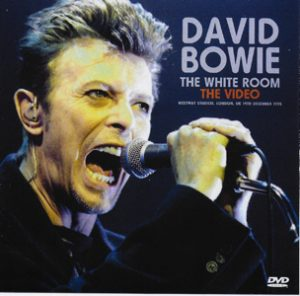 David Bowie 1995-12-14 London ,Westway Studios - The White Room ,The Video - (CD & Pro Shot video) - SQ 9
