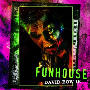 David Bowie Funhouse (mixes) - SQ 10