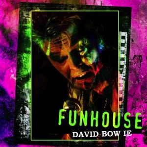 David Bowie Funhouse (mixes) - SQ 10