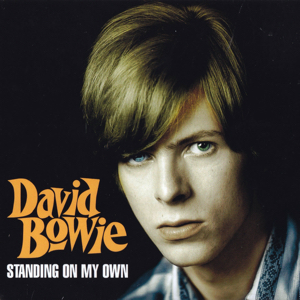 David Bowie Standing On My Own (Unofficial Release) (CD) - SQ 9