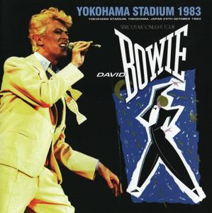 David Bowie 1983-10-25 Yokohama ,Yokohama Arena - Yokohama Stadium 1983 (upgrade) - SQ 8,5