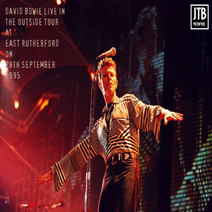 David Bowie 1995-09-28 East Rutherford ,Meadowlands Arena - SQ 8