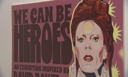Behind The Scenes Of 'We Can Be Heroes' David Bowie Exhibit At National Liberty Museum