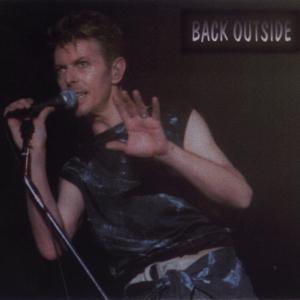 David Bowie 1996-09-07 Washington ,Capital Ballroom - Back Outside - SQ -9
