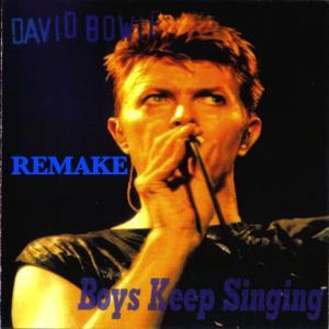 David Bowie 1995-11-26 Exeter ,Westpoint Arena - Boys Keep Singing - (Remake) - SQ 9