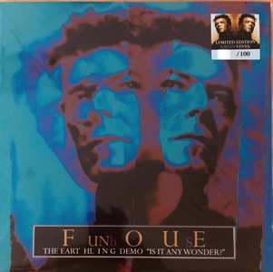 David Bowie Funhouse: the Earthling Demo Is it anywonder? - (Vinyl promo rare) - SQ 9,5