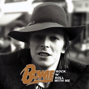 David Bowie 1974-01-09 - London ,Olympic Studios - Rock ´n´ Roll With Me outtakes - SQ 9,5