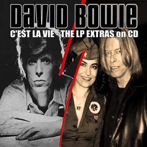 David Bowie C'est La Vie LP Extras on CD (The Ultimate Rare Tracks 1964-2013) - SQ 9