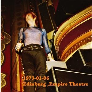 David Bowie 1973-01-06 Edinburg ,Empire Theatre (Remaster) - SQ 6,5