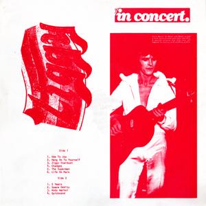 David Bowie 1972-10-20 Santa Monica ,Civic Auditorium - Ziggy In Concert - (KMET FM Radio) - SQ 8,5