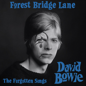 David Bowie Forest Bridge Lane - The Forgotten Songs 1966-1970 - (A collection of rare demos etc..) - SQ 9