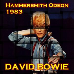 David Bowie 1983-06-30 London ,Hammersmith Odeon - Hammersmith Odeon 1983 - SQ 8,5