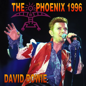 David Bowie 1996-07-18 Phoenix ,Stratford-On-Avon ,Long Marston Airfield – The Phoenix 1996 – SQ 9