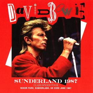 David Bowie 1987-06-23 Sunderland ,Roker Park – Sunderland 1987 – SQ 8,5