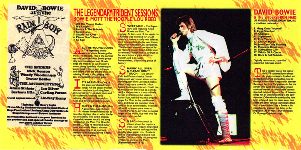 david-bowie-the-trdent-sessions-'72-and-live-glasgow-'73-booklet inside