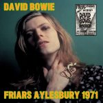 David Bowie 1971-09-25 Aylesbury ,Borough Assembly Rooms (Friars) - Friars Aylesbury Friars 1971 - SQ 8,5