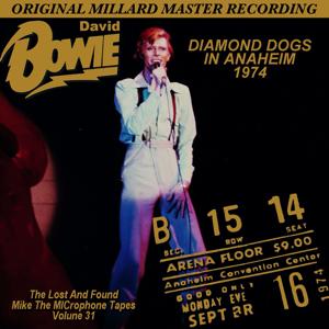 David Bowie 1974-09-16 Anaheim , Convention Center - Diamond Dogs In Anaheim 1974 - SQ 8