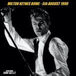 David Bowie 1990-08-05 Milton Keynes ,Milton Keynes Bowl – Milton Keynes Bowl 5th august 1990  – SQ 9,5