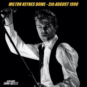 David Bowie 1990-08-05 Milton Keynes ,Milton Keynes Bowl - Milton Keynes Bowl 5th august 1990 - SQ 9,5