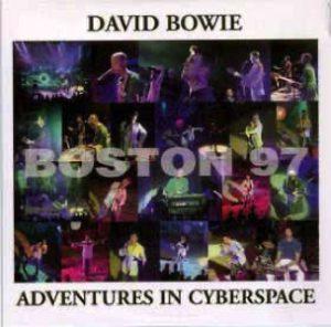 David Bowie 1997-10-01 Boston ,Orpheum Theatre - Adventures In Cyberspace - SQ 9,5