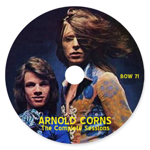 david-bowie-The-Complete-Arnold-Corns-Sessions-Homemade Disc