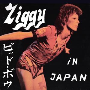 David Bowie 1973-04-14 Hiroshima ,Yubinchokin Kaikan - Ziggy In Japan - (vinyl) - SQ -7