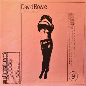 David Bowie Bump And Grind - (a classic Studio and Live compilation) (Vinyl) - SQ 9
