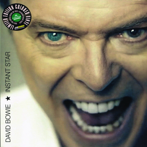 David Bowie ‎Instant Star - (collaborations and covers compilation between 1994-2005) (Vinyl) - SQ 9,5