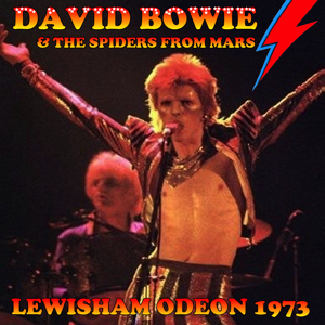 David Bowie 1973-05-24 London ,Lewisham Odeon - Lewisham Odeon 1973 - SQ 7+