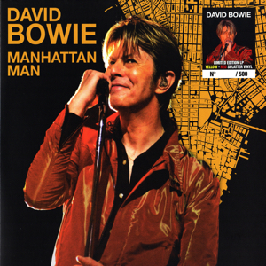 David Bowie 2002-05-10 New York ,Battery Park - Manhattan Man - (Tribeca Film Festival) (Vinyl) - SQ 9