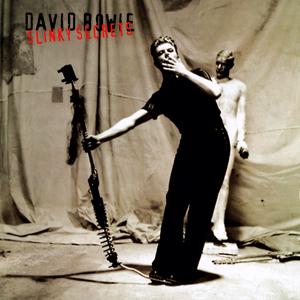 David Bowie 1995-11-08/12 Borehamwood ,Elstree Studios - Slinky Secrets - (Outside Tour Rehearsals) (CD) - SQ 9