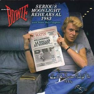 David Bowie 1983-04-27 Dallas ,Las Colinas ,Soundstage - Serious Moonlight Rehearsal - (Soundboard) - SQ -9