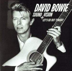 David Bowie 1990-04-17 Rome ,Palaurer - Let's Go Out Tonight - (Soundboard) - SQ -9