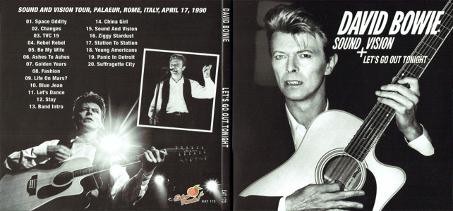DAVID-BOWIE-Let's-Go-Out-tonight-Full Front & Back