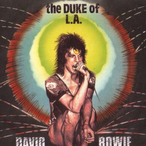 David Bowie 1974-09-05 Los Angeles ,Universal Amphitheater - The Duke Of LA - SQ 9