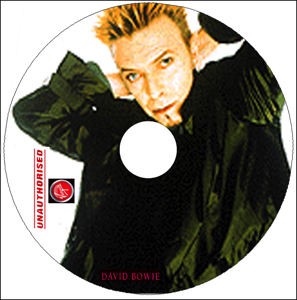 David Bowie Unauthorised Virgin CD