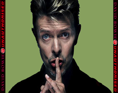 David Bowie Unauthorised Virgin Tray