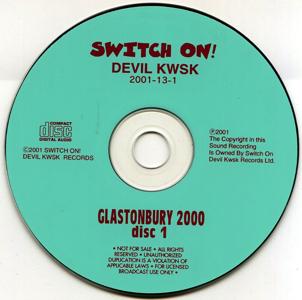 david bowie-glastonbuty-2000-disc.1