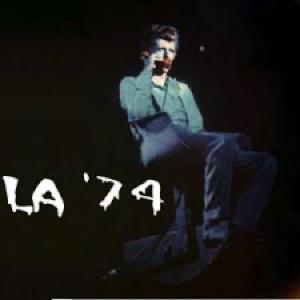 David Bowie 1974-09-06 Universal Amphitheatre, Los Angeles - LA '74 - SQ 5,5