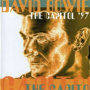 David Bowie 1997-10-14 Port Chester (N.Y.) ,Capitol Theatre - The Capitol '97 - SQ 9,5