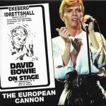 David Bowie 1978-06-05 Oslo ,Ekebergshallen - The European Cannon - SQ 8,5