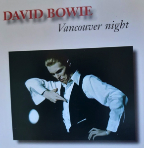 David Bowie 1976-02-02 Vancouver ,Pacific National Exhibition Coliseum - Vancouver Night - (Rehearsals) - SQ -9