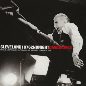 David Bowie 1976-02-28 Cleveland ,Public Auditorium - Cleveland 1976 2nd Night - SQ 8