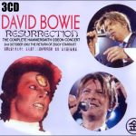 David Bowie 2002-10-02 London Hammersmith Odeon / Carlin Apollo and Maida Vale Studios – Resurrection  – SQ -9