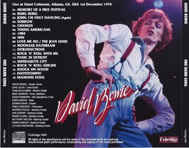 david-bowie-1974-12-01 - Atlanta-Omni-Arena -CDBack1