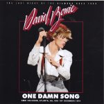 David Bowie 1974-12-01 Atlanta ,Omni Arena – One Damn Song – SQ -7