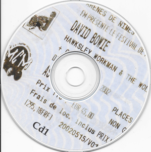 david-bowie-2003-07-14-Nîmes 2002 Cd1