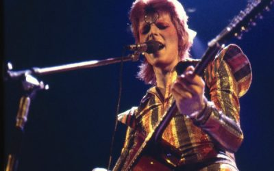 Enter, Ziggy Stardust: David Bowie introduces his alien rock star in a rare 1972 radio interview